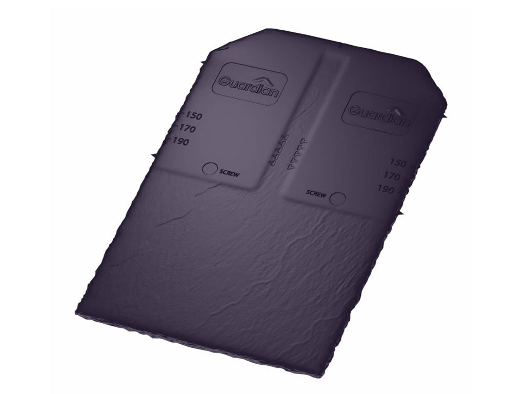 Guardian Roof Slate Mulberry