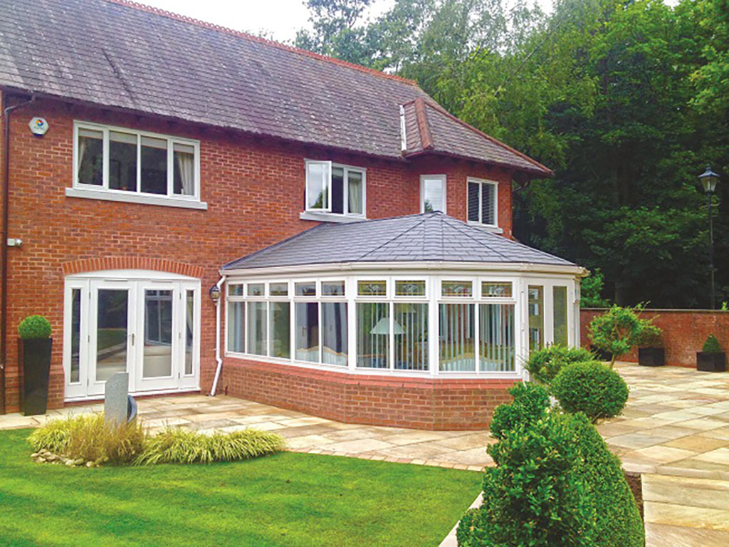 Guardian Warm Roof Crowthorne