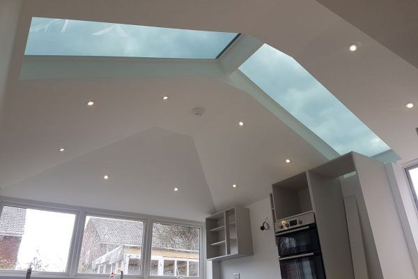 Glass Solstice Roof