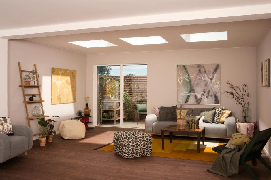 Living Room Velux Extension