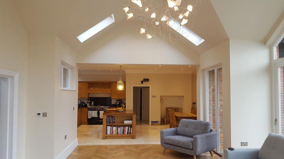 Velux Home Extension Berkshire